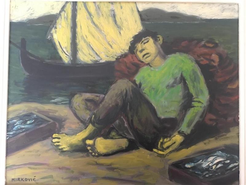 Umorni-ribar