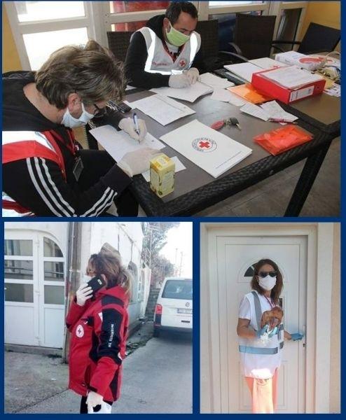 Radio-Pag-volonteri-Crveni-kriz